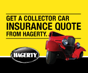 Get an Instant Collector Car Insurance Quote